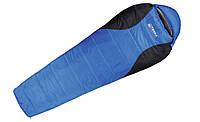 Terra Incognita Спальник Pharaon EVO 300 (L) (синий) - Кокон, легкий, теплый (весна, осень, зима)