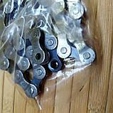 Велосипедная цепь на 8 звезд Shimano Ig-51, фото 2