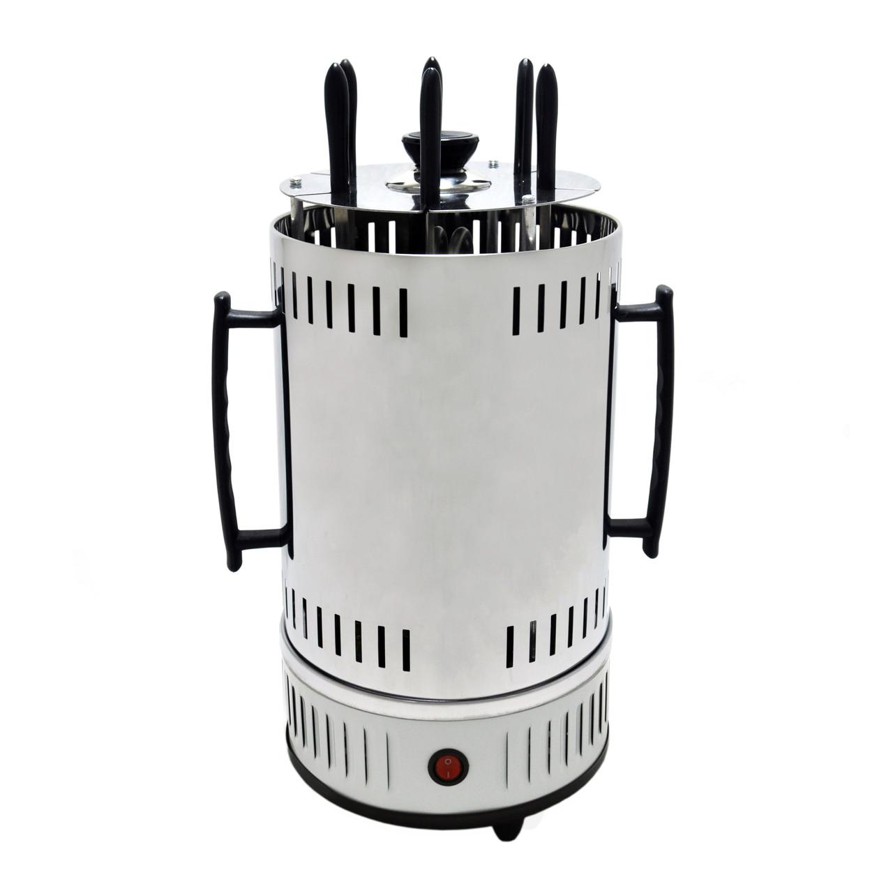 Электрошашлычница Domotec BBQ MS-7782 Біла