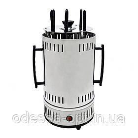 Электрошашлычница Domotec BBQ MS-7782 Белая