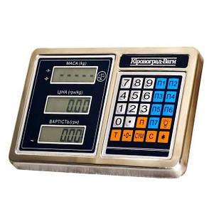 Весы товарные электронные Кировоград Весы ВТНЕ-300ТК-5 (150/300), фото 2