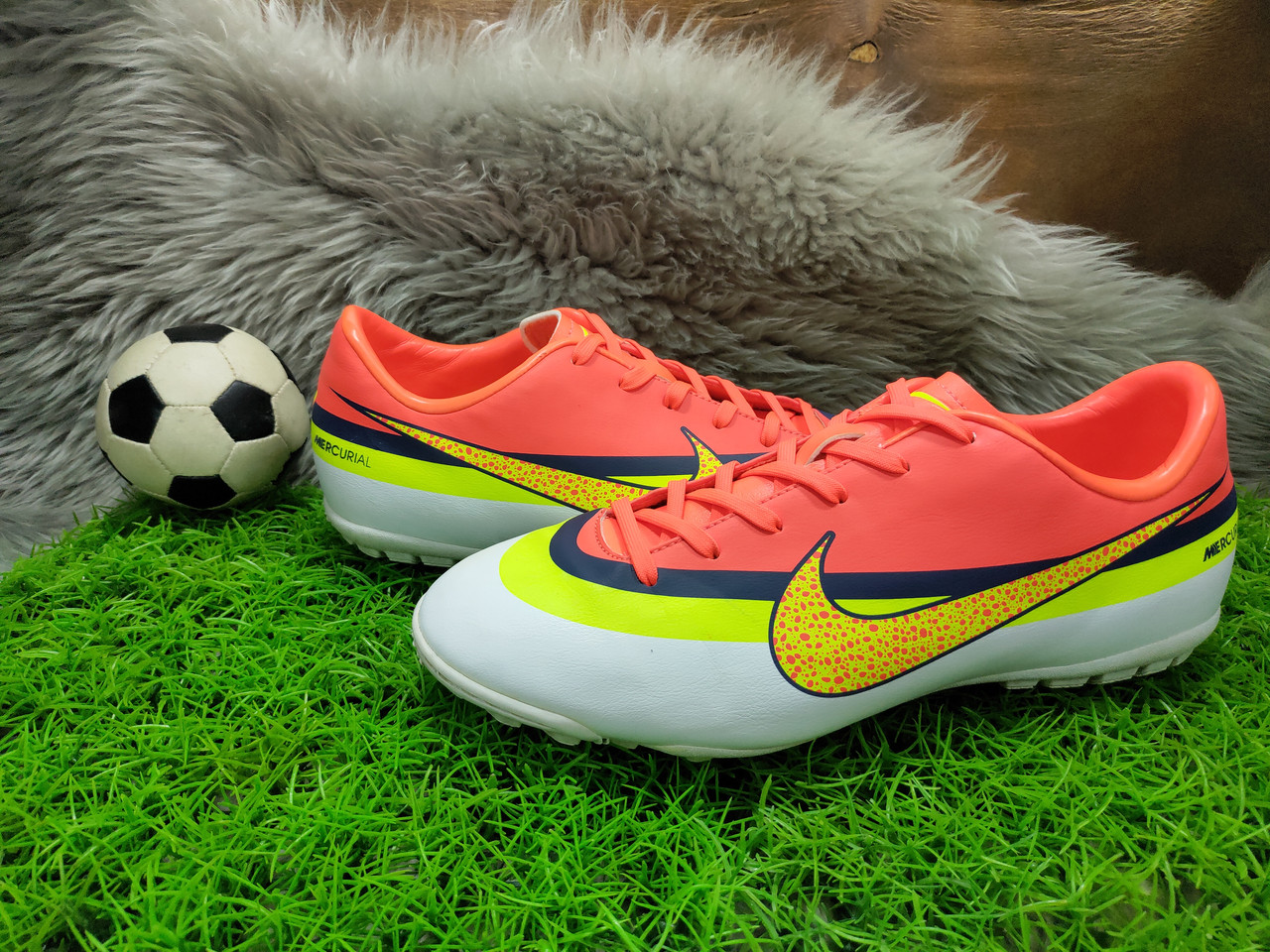 Шиповки Nike Mercurial VICTORY IV CR FG JR (36 размер) бу