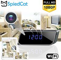IP мини камера часы видео наблюдения usb скрытая с датчиком движения WiFi FULL HD