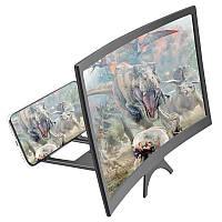 Подставка-увеличитель экрана телефона 12 дюймов 3D L6 Seuno