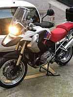 BMW R 1200 GS kit valigie raggi no esa