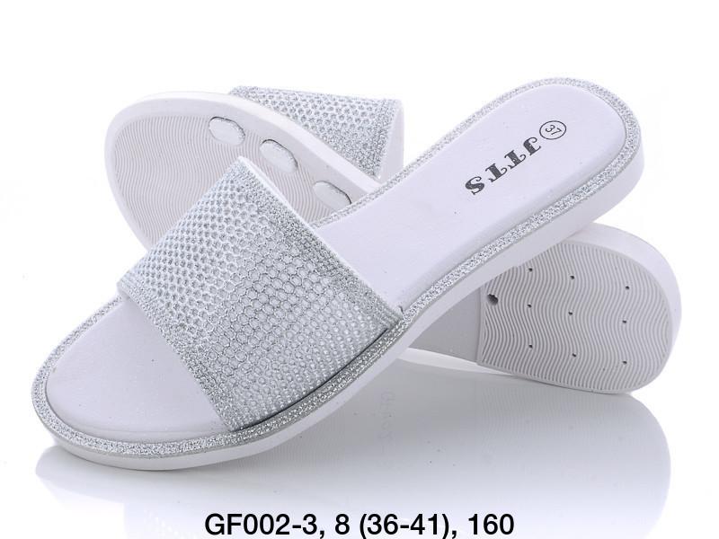 Шлепанцы женские ITTS GF 002-3