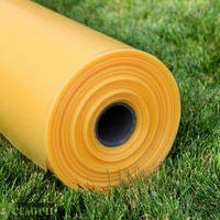 Тепличная пленка желтая 100 мкр, 3м х 100м