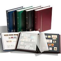 Альбом для марок (кляссер) 32/64 А4 Leuchtturm