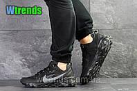 Кроссовки мужские Nike Undercover X Nike React Element 87  , черные; верх: сетка на пропитке , ( ! Наличие-только►: 44 45 ◄)