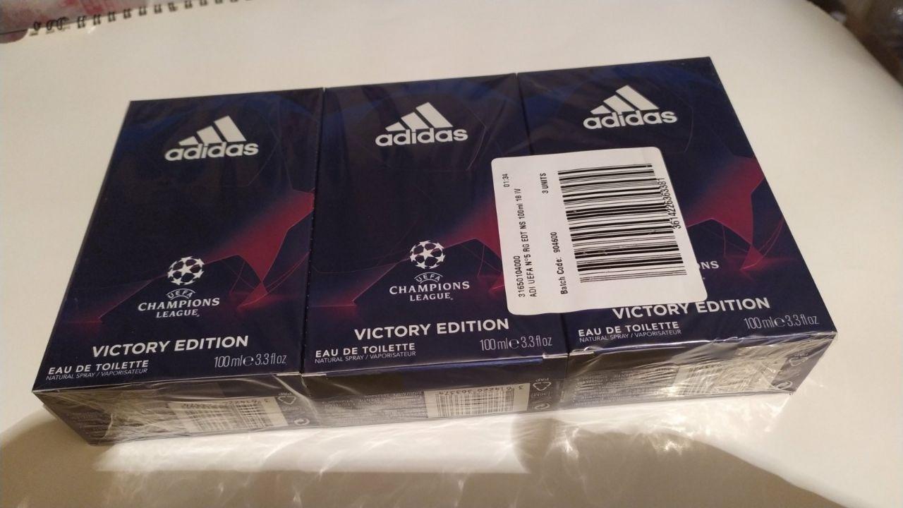 Мужская туалетная вода Adidas Victory Edition (100ml.)