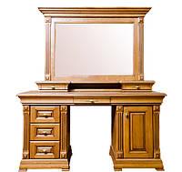 Туалетный столик с зеркалом Элеонора из дерева