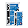 WATERBLOCK (Ватерблок) (белый) Обмазочная гидроизоляционная смесь (мешок 25кг)