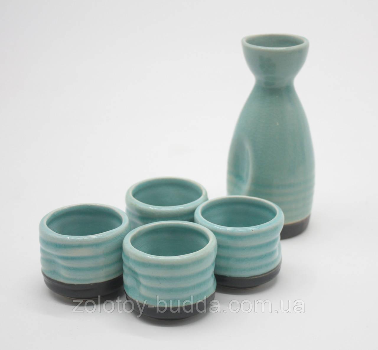 Керамический набор для саке