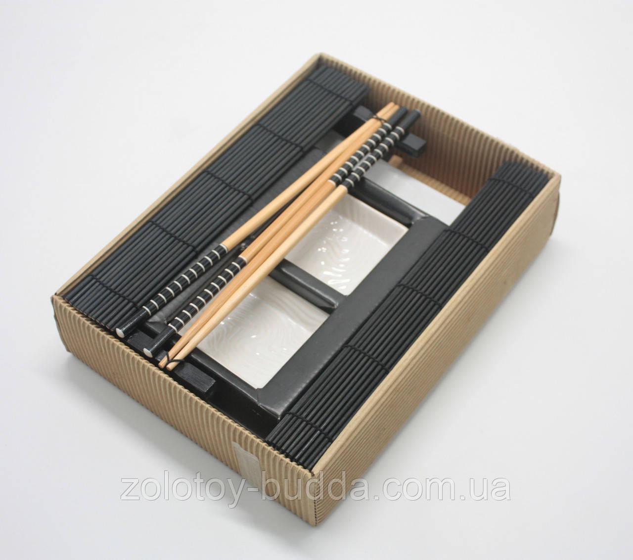 Керамический набор для суши.
