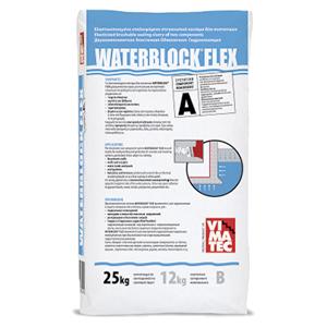 WATERBLOCK FLEX (Ватерблок Флекс) комп. А Эластичная гидроизоляция  (мешок 25кг)