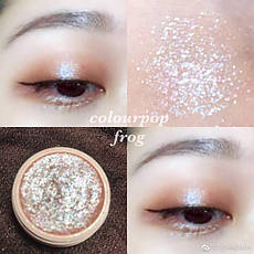 Тени Colourpop Super Shock Shadow Frog, фото 2