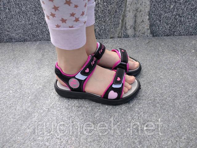 Босоножки сандали девочка Днепр