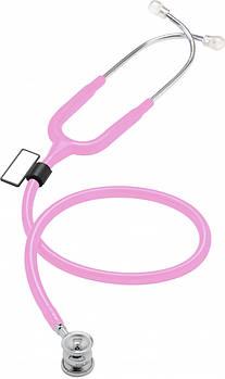 Неонатологический стетофонендоскоп MDF DELUX 787XP 01 Розовый