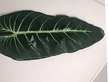 Искусственный декоративный лист.Лист для декора., фото 3