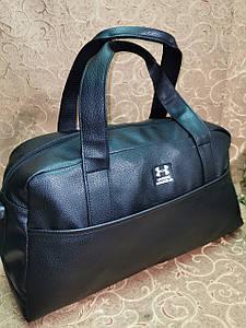 Спортивная дорожная сумка UA искусств кожа высококачественный сумка Унисекс спортивная и стильный опт