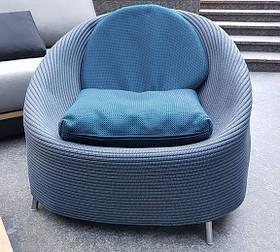 Пошив подушки на садовое кресло