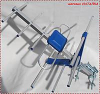 Антенна Т2 Евроскай 003 синяя с усилителем