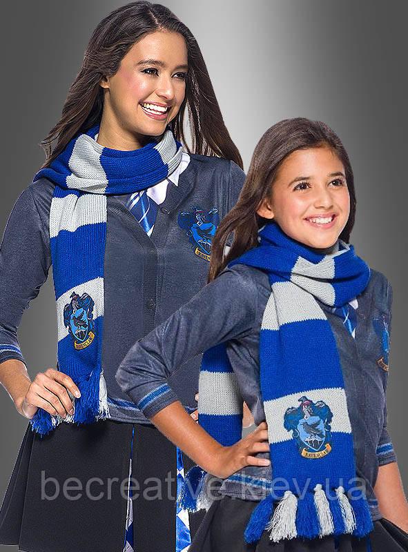 """Равенкло шарф для детей и взрослых (""""Гарри Поттер"""")"""