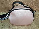Женский клатч сумка OFF WHITE стильный сумка для через плечо только ОПТ, фото 6