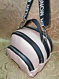 Женский клатч сумка OFF WHITE стильный сумка для через плечо только ОПТ, фото 3