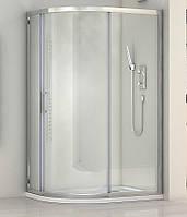 Душевая кабина SANTEH 1906120R 120х90 поддон 16см, правая, прозрачное стекло