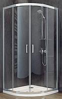 Душевая кабина SANTEH 1901900 90х90 с поддоном 16 см, прозрачное стекло