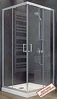 Душова кабіна SANTEH 100х100 з піддоном 15см