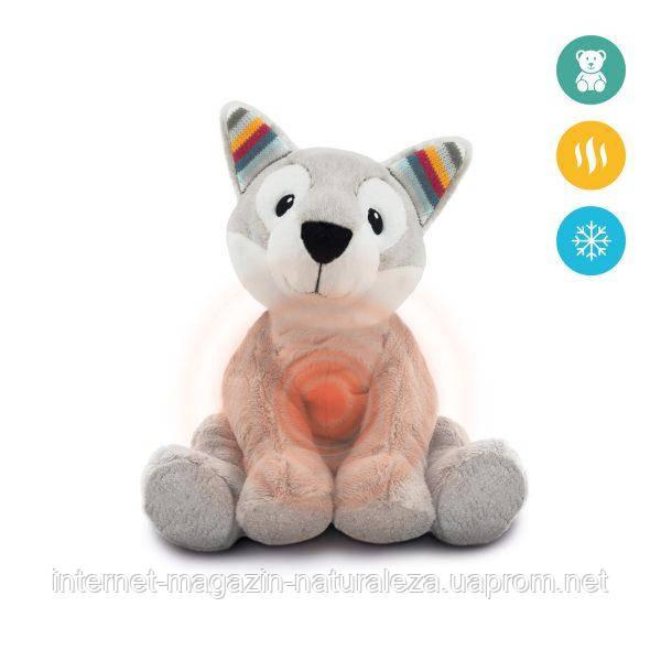 Теплая игрушка для детей Хови Хаски Zazu с ароматом лаванды