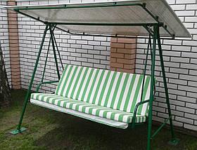 Подушка на садовую качель
