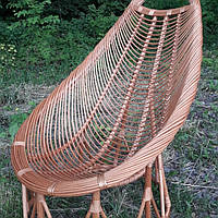 Плетеные кресла-шезлонги из лозы