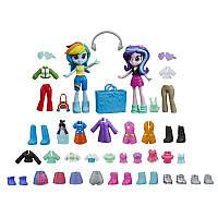 Игровой набор Рэйнбоу Дэш и Старлайт Глиммер My Little Pony Fashion Squad