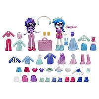 Игровой набор Твайлайт Спаркл и DJ Pon-3 My Little Pony Fashion Squad