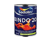 Краска интерьерная SADOLIN BINDO 20 латексная белая 1л