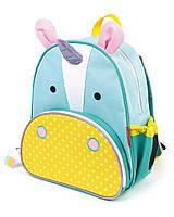 Детский рюкзак Skip Hop Zoo Единорог . Оригинал
