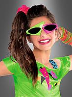 Карнавальные очки в стиле 80-х