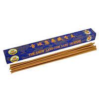 Тибетские Благовония - The Snow Land Com Sang Incense (Страна Снегов)