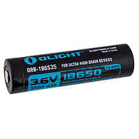 Аккумуляторная батарея Olight 18650 HDС (10A) 3500mAh (18650hdc)
