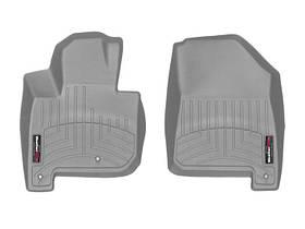 Ковры резиновые WeatherTech Kia Soul EV 2015-2019  передние серые (электро)