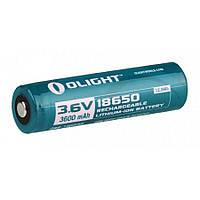 Аккумуляторная батарея Olight 18650 3600mAh (ORB2-186P36)