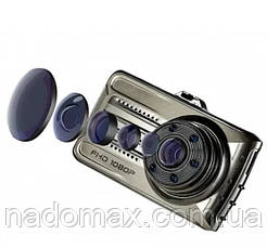 Видеорегистратор T666G (2 камеры), фото 3