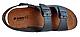 Мужские сандалии INBLU  (черные)  размер 43, фото 2