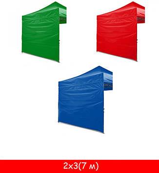 Боковая стенка для шатра 2x2 (6м.)