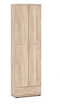"""Шкаф 2Д1Ш """"Трио"""" (Мебель-Сервис)"""