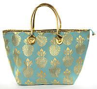 Прочная вместительная женская пляжная сумка art.8003, фото 1