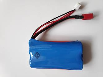 Li-Ion 2S 7.4V аккумулятор NG  Т-plug 2380mah для радиомоделей